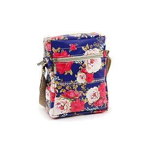 Bolsa Transversal Shoulder Bag Sou Feita de Flor