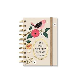 Caderneta Pássaros