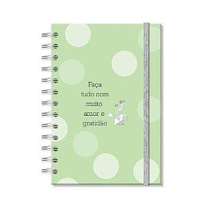 Caderno Médio Gratidão