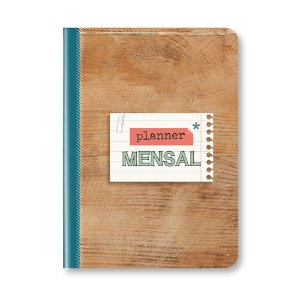 Planner Mensal Office Bege