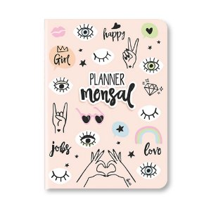 Planner Mensal Happiness