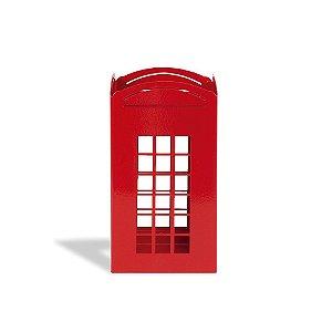Porta-Lápis Cabine Telefônica