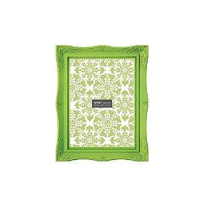 Porta Retrato Vintage Verde 10x15