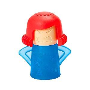 Desodorizador Limpador de Micro-Ondas Angry Mama