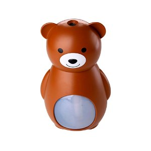 Umidificador e Difusor de Ar Urso Marrom