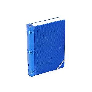 Carregador Portátil Livro Azul