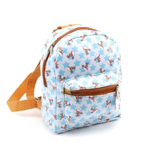 Mini Mochila Estampada Patins