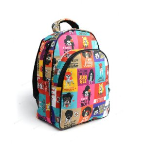 Mochila Pequena Monsters of Dog