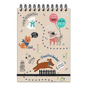 Caderno de Ideias Cachorro Amigo