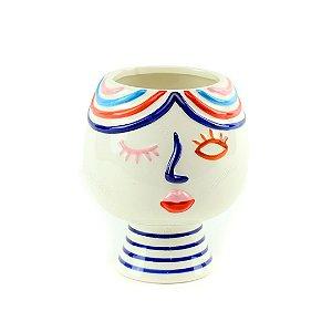 Vaso de Cerâmica Charlote