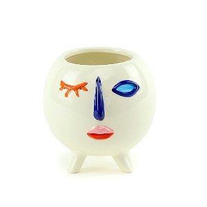 Vaso de Cerâmica Carole