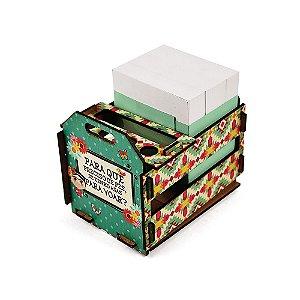 Caixotinho Organizador Frida