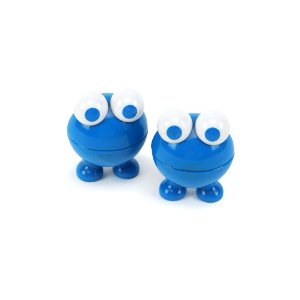 Kit 2 Clips para Sacos Monstrinho Azul Joie