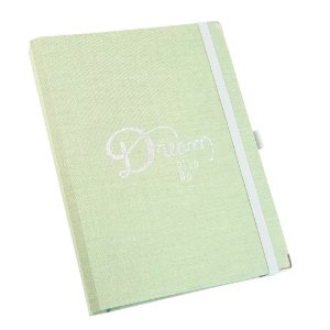 Planner Permanente SF Cotton Verde Ultra