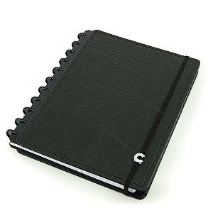 Caderno Inteligente Black Ecológico Grande