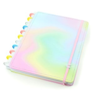 Caderno Inteligente Candy Splash Grande