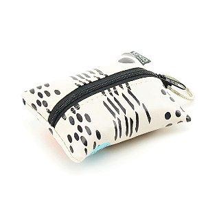 Eco Bag Dobrável Salsicha Cachorro Marrom
