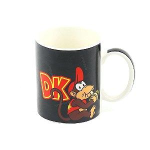 Caneca Mágica Cerâmica Donkey Kong