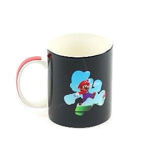 Caneca Mágica Super Mario Cenário