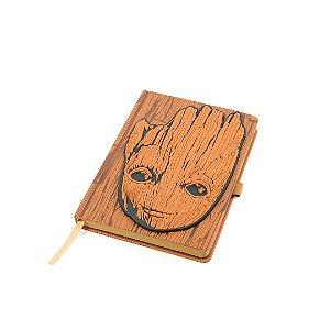 Caderno de Anotações Groot