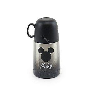 Garrafa Térmica de Inox Mickey Logo