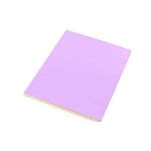 Planner Mensal Revista Lilás Pastel