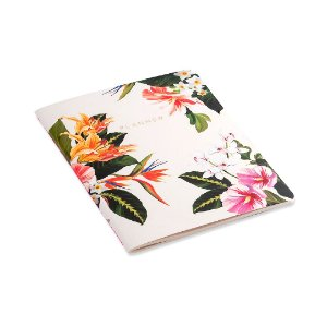 Planner Mensal Revista Tropical Flora