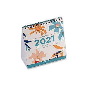Calendário de Mesa 2021 Pólen