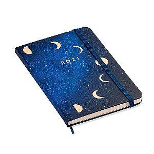 Agenda 2021 Planner Semanal Pontado Ciceros Astral Lua