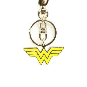 Chaveiro Mulher Maravilha Logo