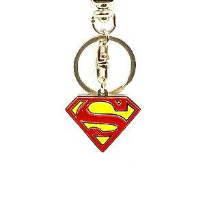 Chaveiro Superman Logo Clássico