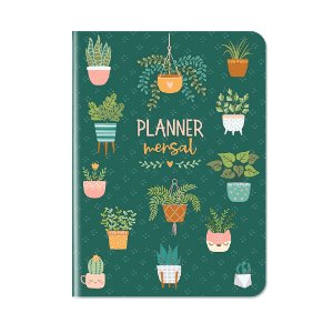 Planner Mensal Garden