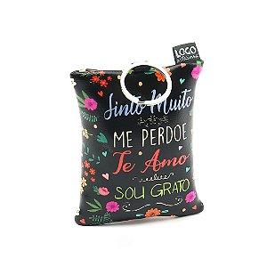 Eco Bag Dobrável Hoponopono