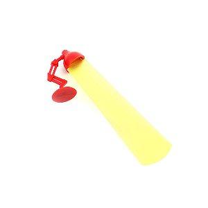 Marcador de Páginas Luminária Vermelho