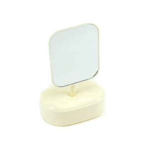 Espelho Pocket Giratório para Maquiagem
