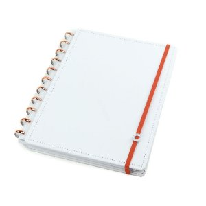Caderno Inteligente All White Grande