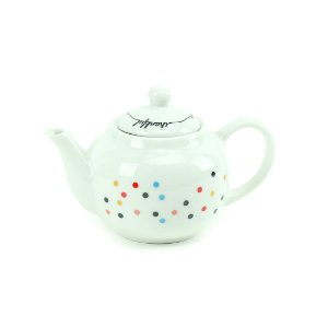 Bule de Porcelana Mini Dots