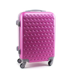 Mala de Viagem com Rodinhas Love Pink