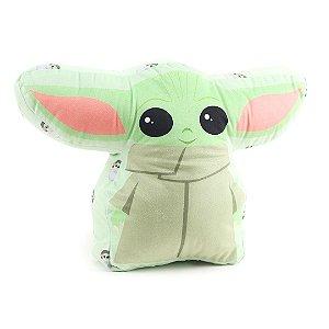 Almofada de Microfibra Star Wars Baby Yoda