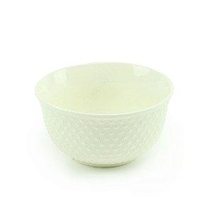Bowl de Porcelana Marigold Branco