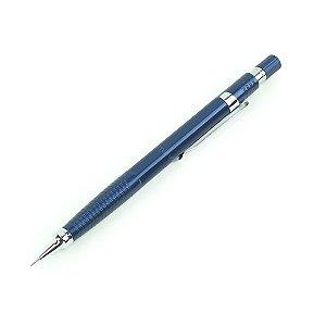 Lapiseira Técnica 0,7 NPX Japan Azul Metálica
