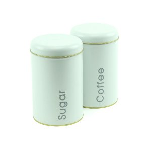 Kit 2 Latas Sugar Coffee Branco