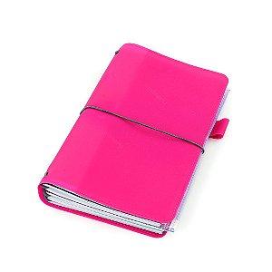 Planner Ever Case Colors Pink Paixão em Cores