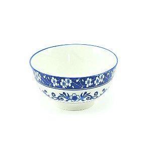 Bowl de Porcelana Blue Garden Pequeno