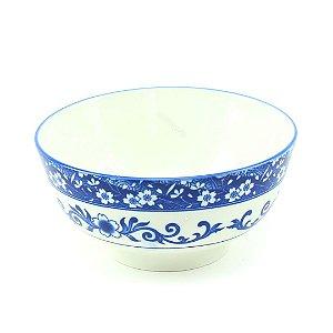 Bowl de Porcelana Blue Garden Grande