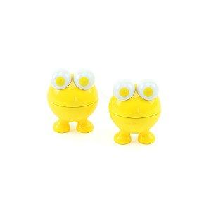 Kit 2 Clips para Sacos Monstrinhos Amarelo Joie