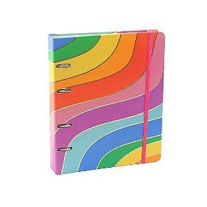 Caderno Criativo Argolado Todas Juntas Tobogã