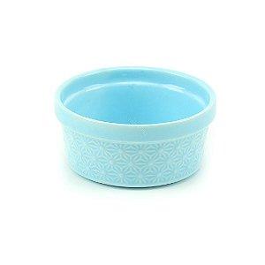 Mini Bowl de Cerâmica Azul Claro