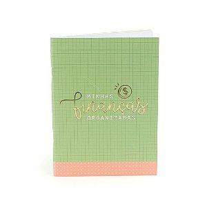 Planner Pocket Financeiro Verde Claro