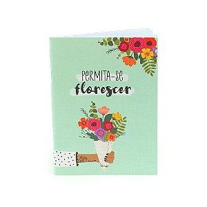 Caderno Dueto Florir